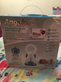 Angelcare AC401 2-in-1 baby monitor