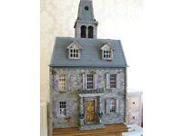 Haunted Theme Dolls House