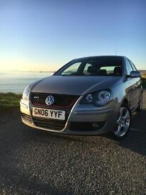 Volkswagen Polo GTi 1.8T, Low Mileage, Full Heated Leather, 5 Door, Fantastic Condition