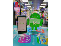 HTC M 8 SIM FREE in grey comes with charger and three months warranty