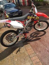 Crf 450 2011 mint