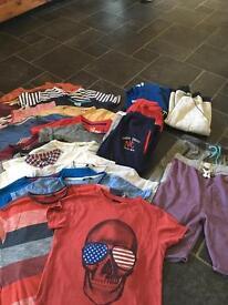 Huge bundle boys bundle clothes. Age 11-13