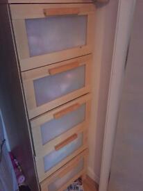 5 drawer tall boy