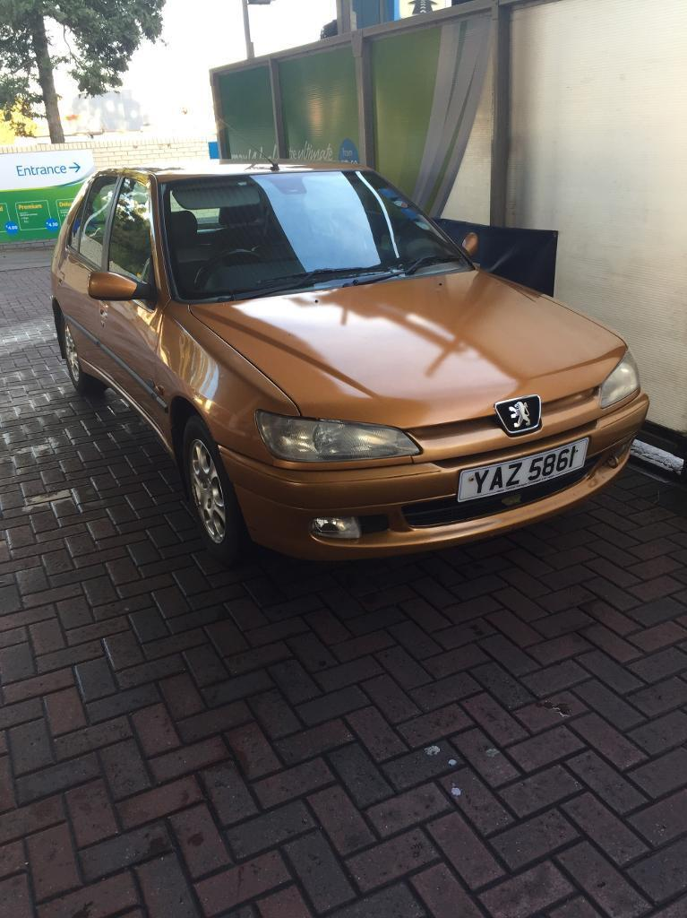 1999 Peugeot 306 turbo diesel full mot