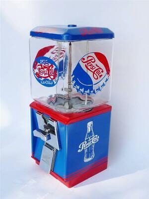 vintage gumball machine Pepsi cola vintage Northwestern glass globe Holiday gift