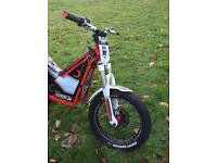 Oset 20 R electric trials bike