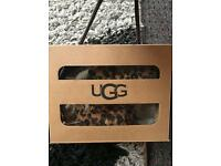 New in the box baby ugg slippers