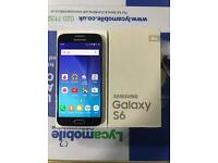Samsung Galaxy S6 G920F Saphire Unlocked Brand Bew