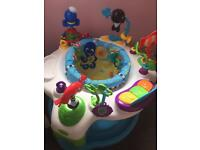 Baby play stand for sale