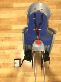 Hamax siesta bike child seat rear mounted cycle bicycle