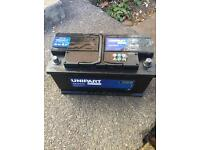 HEAVY DUTY VAN CAR BATTERY DIESEL PETROL 90 AH READY TO USE £45