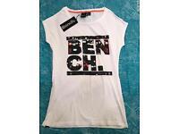 *** Women's Bench T-shirt BNWT ***