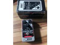 Electro Harmonix Memory Toy £50