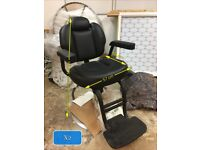 2 brand new salon barber chairs