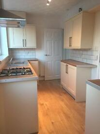 For rent newly refurbished 3 bedroom house, Burry Port ,Off road parking, Back garden