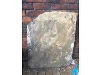 Yorkshire stone slab