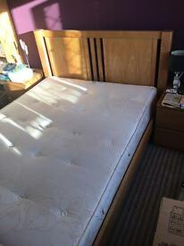John Lewis double bed