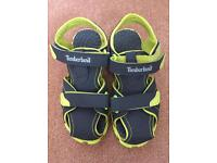 Child's Timberland Sandals Size 3