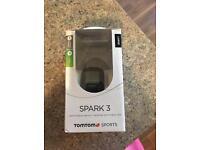 Tomtom spark 3 gps cardio sports watch