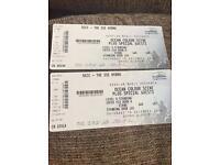 2 x Standing Ocean Colour Scene Tickets