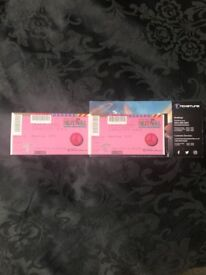 2xBestival Adult Camping Tickets with Parking **£300**