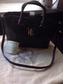 dd93770bf7ad Ralph Lauren hang bag