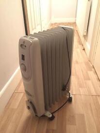 Oil filled radiator 2Kw
