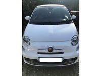 Abarth 595C Turismo - 160 BHP, 1 lady owner since new, 46k miles, dealer service history