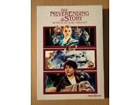 """The Neverending Story Motion Picture Trilogy (3-Disc Dvd, Taiwan Release) """"OOP"""""""