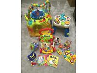 Amazing and in great condition Baby/toddler toys bundle ( 6mths - 18mths)