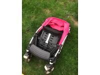 Buggaboo pushchair pram stroller buggy