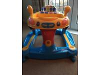 Mamas & Papas Baby Walker Chair/Walker