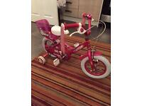 Ideal first bike suit 2-3 years Raleigh molly
