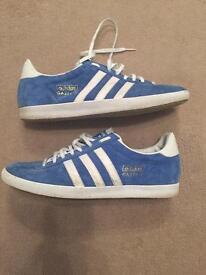 Adidas Gazelles size 9
