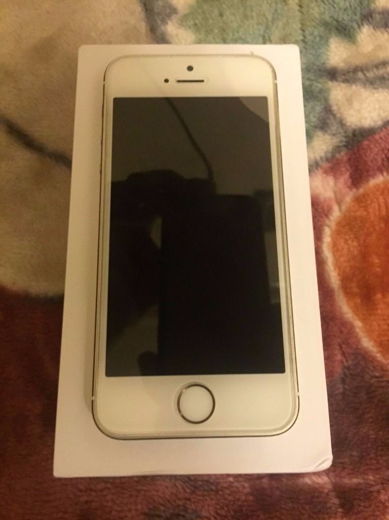 Iphone 5s 16gb White With Box Cheapestiphone 5s 16gb White