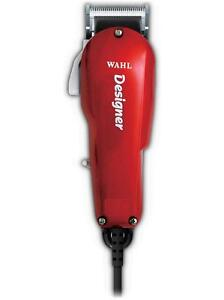 professional haircut clippers wahl designer professional hair clipper 8355 400 haircut 5649 | $ 35