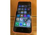 iPhone 5c Unlocked Pink
