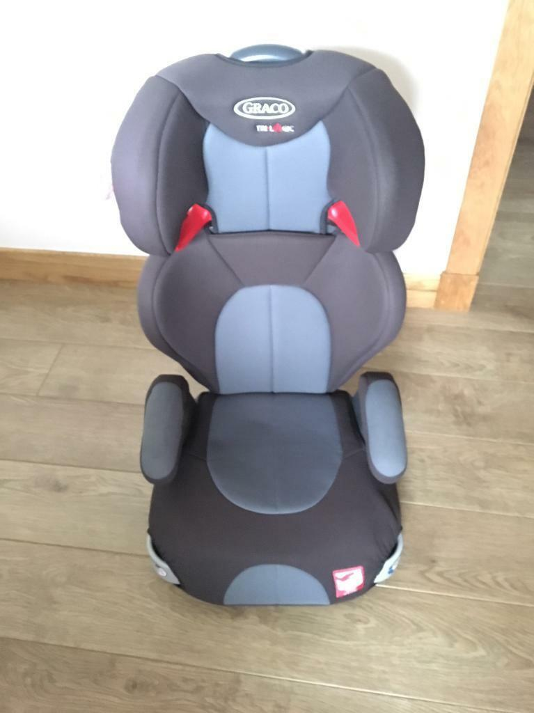 Graco Trilogic Group2-3 Car Seat for 4-12 years old (15kg-36kg)