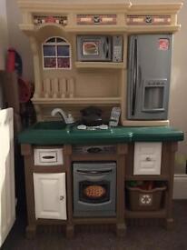 Step 2 custom kitchen