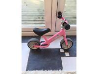 Tiny balance bike