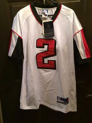 Matt Ryan Atlanta Falcons NFL Jersey by Reebok ~ Size 52~New With Tags Authentic Matt Ryan Authentic Jersey