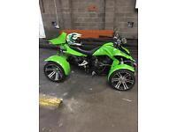Road legal 2016 quad bike viper f1