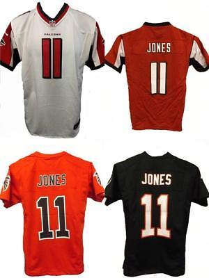 Falcons Jersey (New Julio Jones #11 Atlanta Falcons YOUTH Sizes S-M-L-XL Nike Jersey)