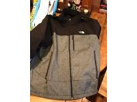 The north face bionic jacket xxl