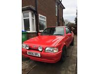 1.8 zvh Rs turbo Escort xr3i ( swap Audi BMW ect )