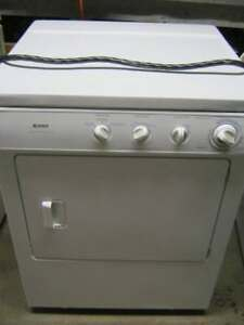27 Frigidaire/Kenmore Dryers stack or standard $325 1 year warranty free delivery & removal.
