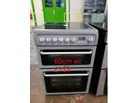 Hotpoint 60cm electric cooker free delivery in Nottingham