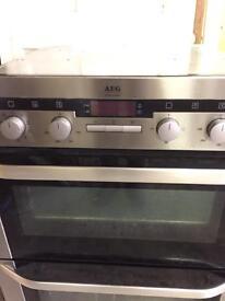 AEG oven/cooker