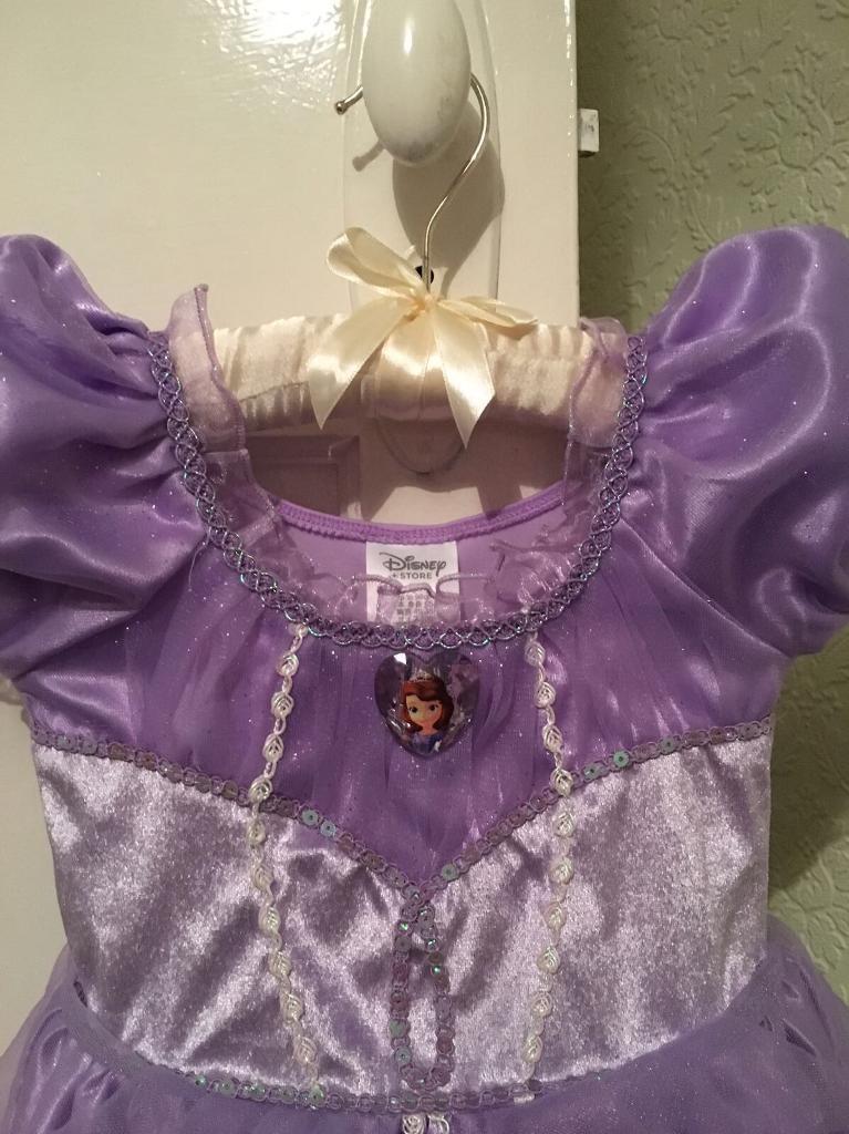 Disney Store Sofia Dress