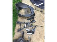 Gilera runner new shape and old parts